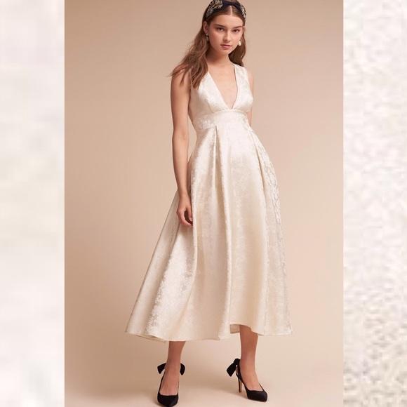 2fce8cd5 Sau Aria Dresses | Bhldn X Dress Nwt | Poshmark